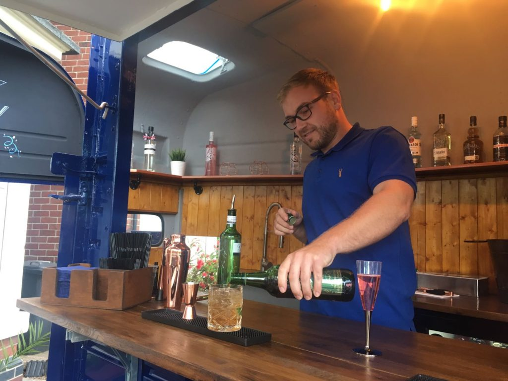 Fully Liscenced Bar Staff